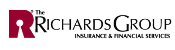 richards group logo