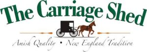 the carriage shed logo